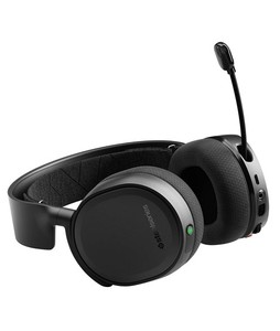SteelSeries Arctis 3 2019 Edition Wireless Gaming Headset Black