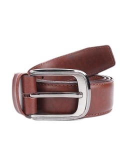 24/7 Fashion Leather Belt For Men Brown