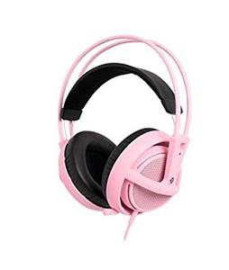 SteelSeries Siberia V2 Gaming Headset Pink