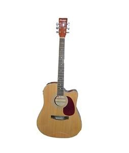 Waks Pk 32 Semi Acoustic Guitar (1771)