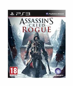 Assassins Creed Rogue Game For PS3