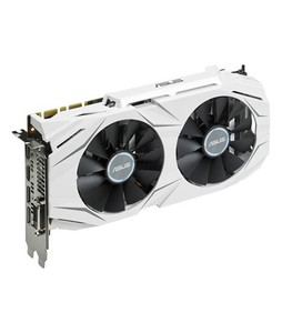ASUS Dual OC GeForce GTX 1070 Graphics Card (DUAL-GTX1070-O8G)