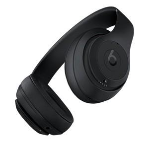 Beats Studio3 Wireless Bluetooth Over-Ear Headphones Matte Black