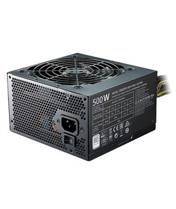 Cooler Master MasterWatt Lite 500W Power Supply (MPX-5001-ACABW)