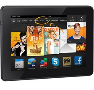 Amazon Kindle Fire 7 64GB WiFi Tablet