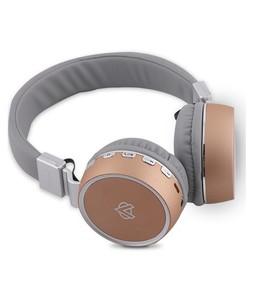 Audionic Blue Beats Bluetooth Over-Ear Headphones (B-999)