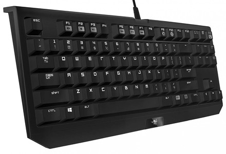 Razer BlackWindow Tournament Edition Mechanical Gaming Keyboard Black