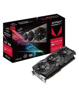 Asus ROG Strix RX VEGA 56 OC Edition 8GB Graphics Card (ROG-STRIX-RXVEGA56-O8G)