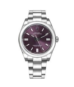 Rolex Datejust 36 Mens Watch Silver (116000-RDGSO)