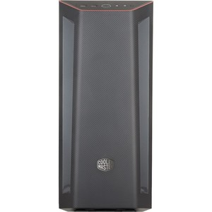 Cooler Master MasterBox MB501L Red Trim Mid-Tower Case
