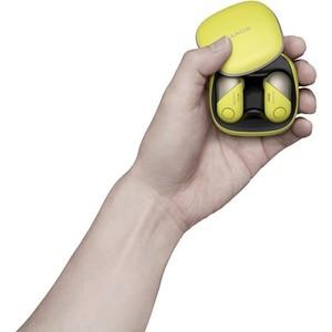 Sony Wireless Noise Canceling In-Ear Headphones Yellow (WF-SP700N)
