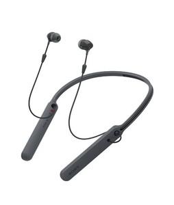 Sony Wireless In-ear Headphones Black (WI-C400)