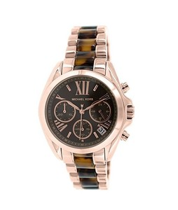 Michael Kors Bradshaw Womens Watch Rose Gold (MK5944)