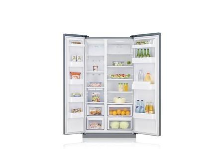 Samsung Side-by-Side Refrigerator 20 cu ft (RSA1STMG)