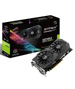 Aus ROG Strix GeForce GTX 1050 Ti 4GB GDDR5 Gaming Graphics Card
