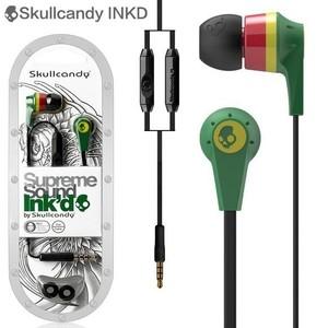 Skullcandy INKD In-Ear Handsfree Multicolor