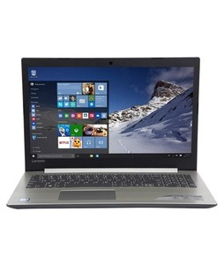 Lenovo Ideapad 320 15.6 Core i5 8th Gen 4GB 1TB Laptop Black - Official Warranty