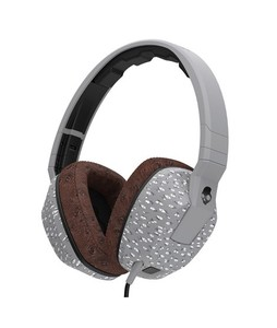Skullcandy Crusher On-Ear Headphones with Mic (S6SCFY-427)