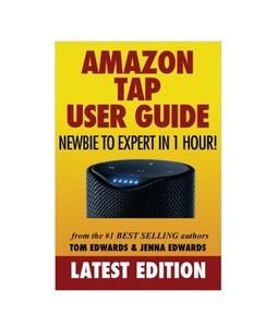 Amazon Tap User Guide Book