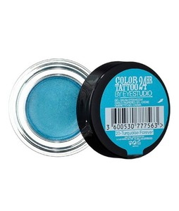 Maybelline Color Tattoo (20 Turquoise Forever)
