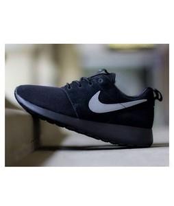 BoultonMarket Roshe Run Shoes For Men Black/White (0003)