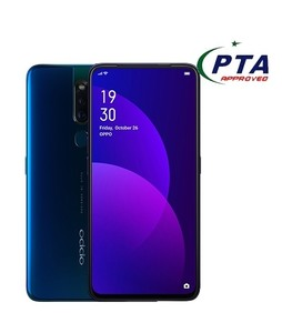 Oppo F11 Pro 128GB 6GB RAM Dual Sim Aurora Green - Official Warranty