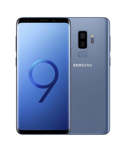 Samsung Galaxy S9+ 64GB Single Sim Coral Blue (G965U)