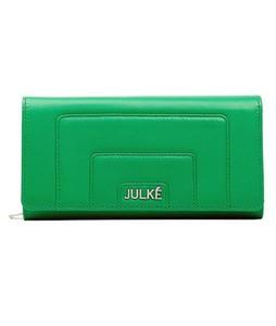 Julke Dapper Womens Clutch Bean Green