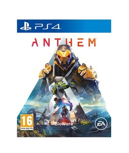 Anthem Game For Xbox One