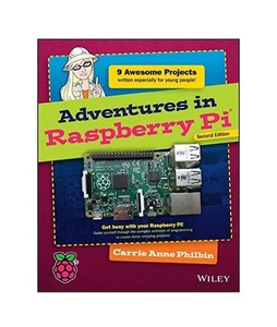 Adventures in Raspberry Pi Book