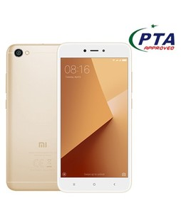 Xiaomi Redmi Note 5A 32GB Gold - Official Warranty