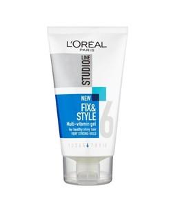 LOreal Paris Studio Line Fix and Style 4 Vitamin Hair Gel 150ml