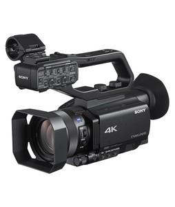 Sony 4k Camcorder FHD With HDR & Fast Hybrid AF (HXR-NX80)