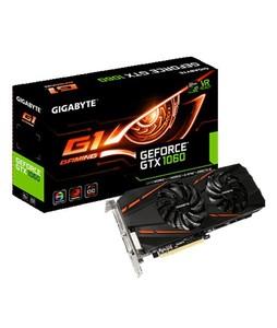 Gigabyte Geforce GTX 1060 G1 Gaming 6G Graphic Card