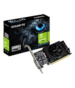 Gigabyte Nvidia GeForce GT 710 2GB GDDR5 Graphics Card (GV-N710D5-2GL)