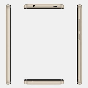 QMobile i5i 2018 8GB Dual Sim Gold - Official Warranty