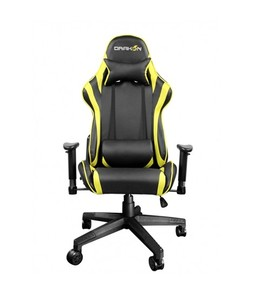 Raidmax Drakon Gaming Chair Yellow (DK706)