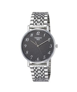 Tissot Everytime Medium Mens Watch Grey (T1094101107200)