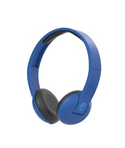 Skullcandy Uproar Wireless Bluetooth On-Ear Headphones Royal/Cream/Blue (S5URJW-546)