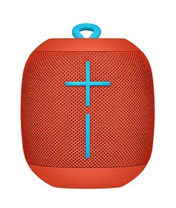 Logitech Ultimate Ears Wonderboom Portable Bluetooth Speaker Fireball