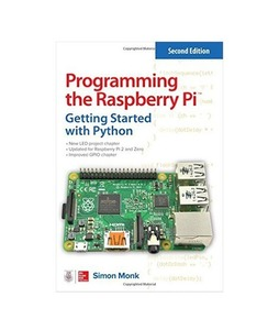 Programming the Raspberry Pi Book Second Edition