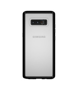 Speck Presidio Show Clear/Black Case For Galaxy Note 8