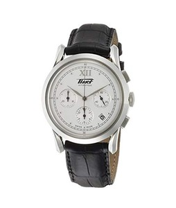 Tissot Heritage Mens Watch Grey (T66178233)
