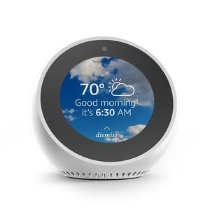 Amazon Echo Spot 2nd Generation White