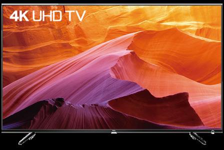 TCL 55 UHD 4K Smart LED TV (L55P65US)
