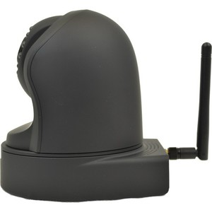 Foscam 1.3MP Indoor PTZ Camera with 4-9mm Vari-focal Lens Black (FI9826PB)