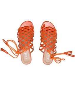 Julke Crismule Slip On For Women - Tangerine