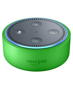 Amazon Echo Dot 2nd Generation Kids Edition Smart Speaker Green