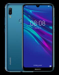 Huawei Y6 Prime 2019 32GB 2GB RAM Dual Sim Sapphire Blue