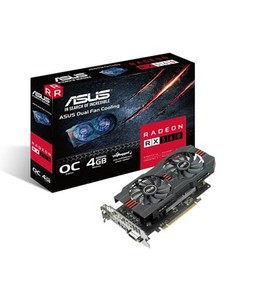 Asus Radeon RX560 4GB Graphics Card (RX560-O4G)